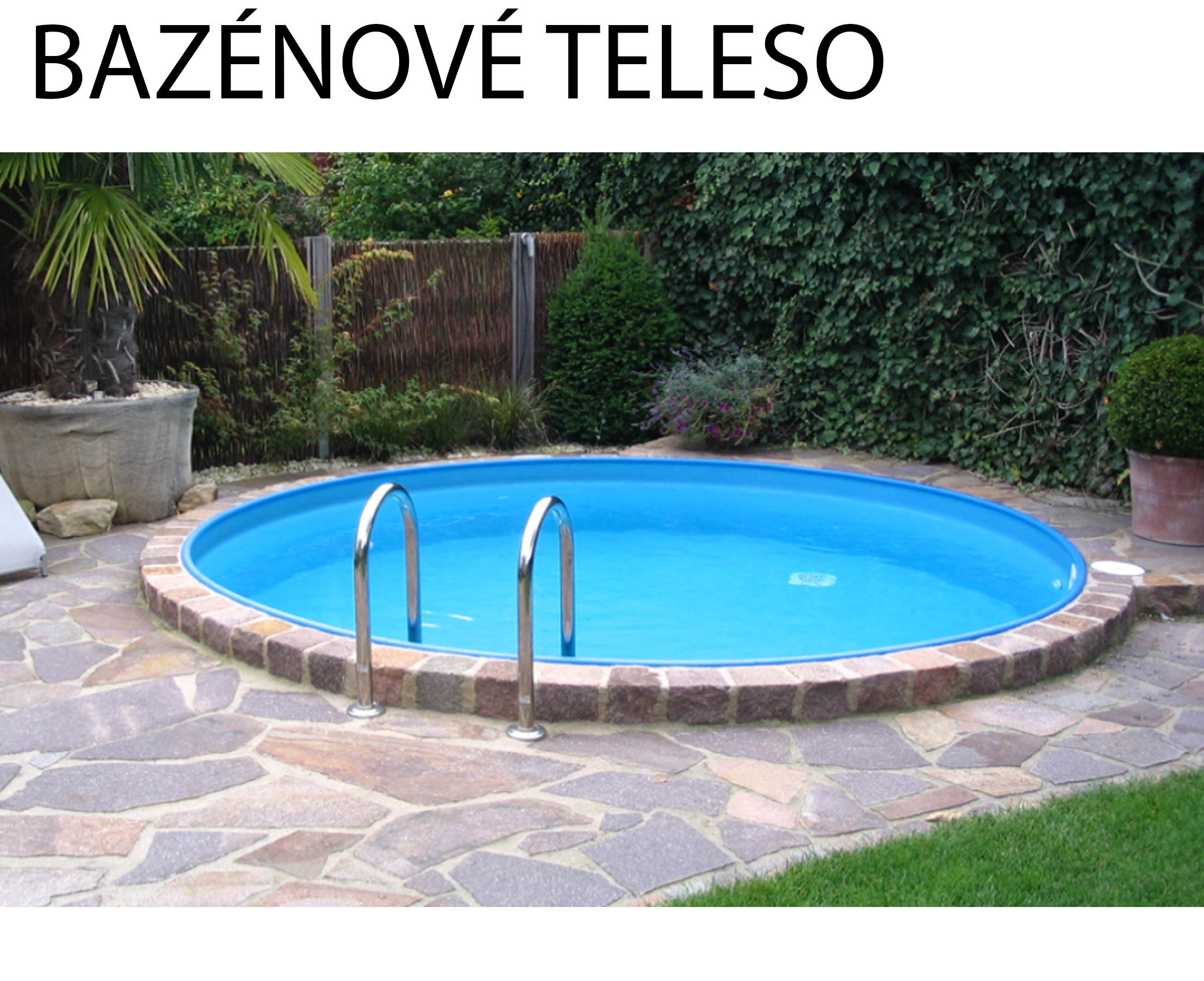 Hobbypool Trend 350 Bazénové Teleso 35 X 12 M