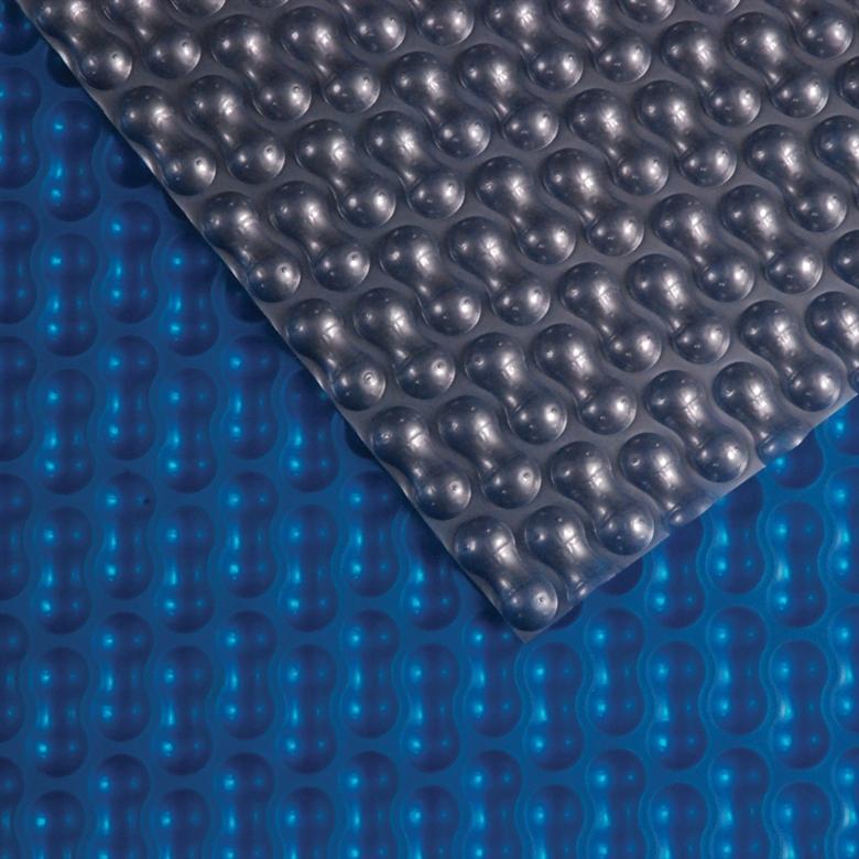 2a186e5835564 Solárna plachta GeoBubble 400 mikrónov modro-čierna - vlastný rozmer - cena  za.