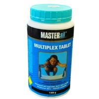 MASTERsil Multiplex tablety 200g do bazéna 1kg