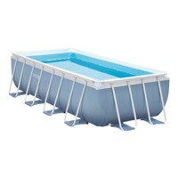 INTEX PRISM FRAME POOL SET 4x2x1 m