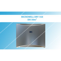 Microwell DRY 300 METAL do 30m2