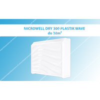 Microwell DRY 300 PLASTIK Wave do 30m2