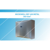 Microwell DRY 400 METAL do 45m2