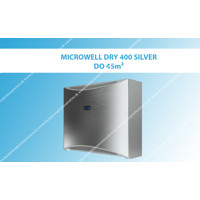 Microwell DRY 400 Silver do 45 m2