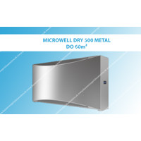 Microwell DRY 500 Metal do 60m2