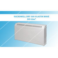 Microwell DRY 500 PLASTIK Wave do 60m2