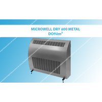 Microwell DRY 800 Metal do 90m2