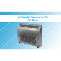 Microwell DRY 1200 Metal do 120m2